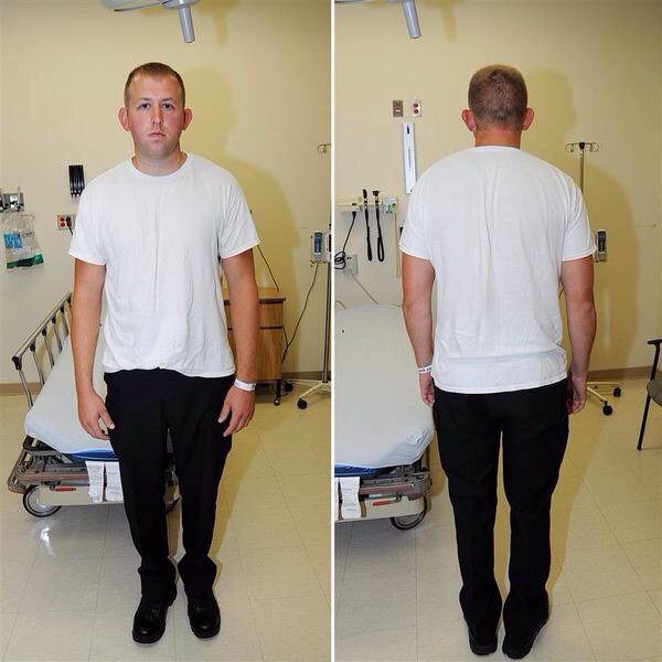 The Killer Darren Wilson, His fiancé a bona fide KKK member