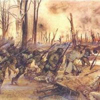 """The Harlem Hellfighters and Chicago """"Black Devils"""": Battling Racism and Germans on the Western Front in 1918"""