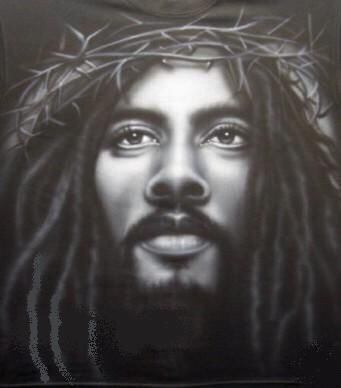Image of Black Jesus Christ