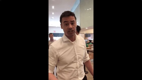 Sign Petition To Disbar Aaron Schlossberg