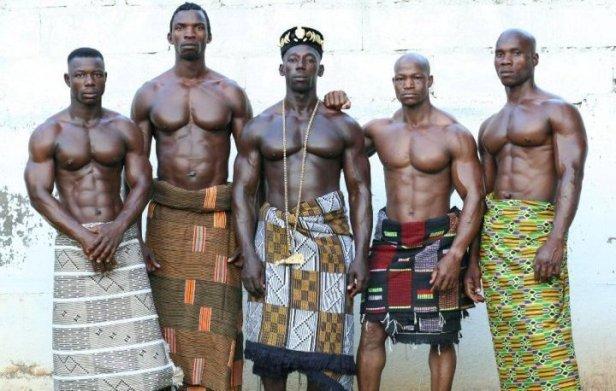 African-men