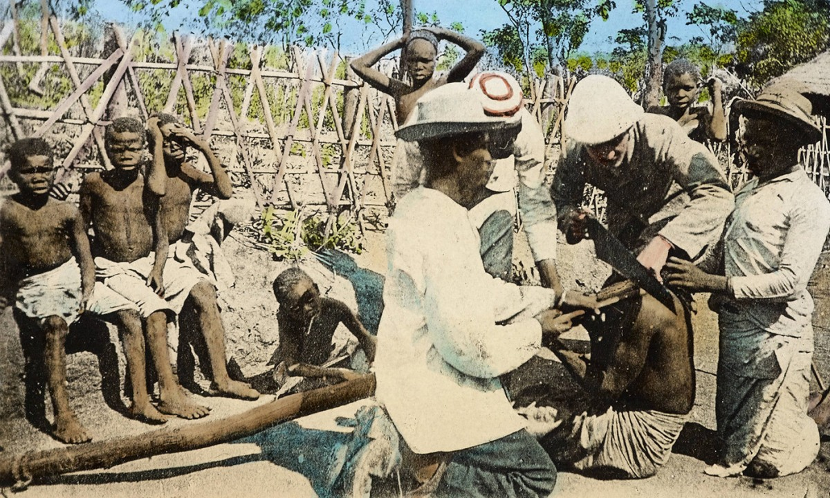 How slaveholders in the Caribbean maintained control